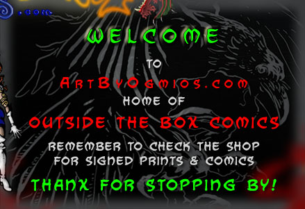 Art By Ogmios & Outside the Box Comics